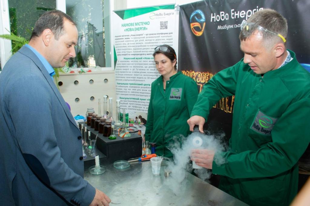 """У Франківську на місці колишньої """"Молочної кухні"""" відкрили Центр освітніх інновацій 5"""
