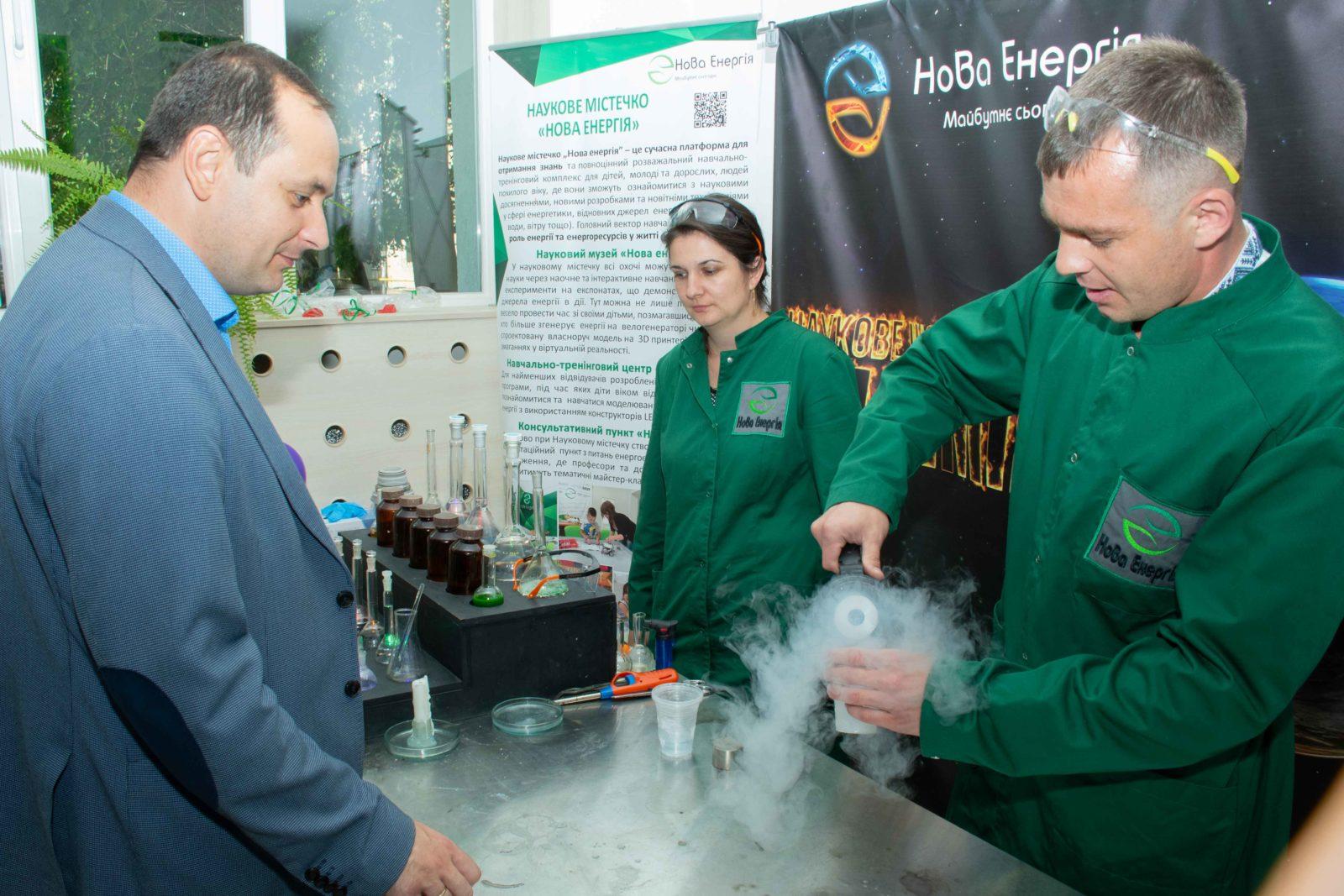 """У Франківську на місці колишньої """"Молочної кухні"""" відкрили Центр освітніх інновацій 10"""