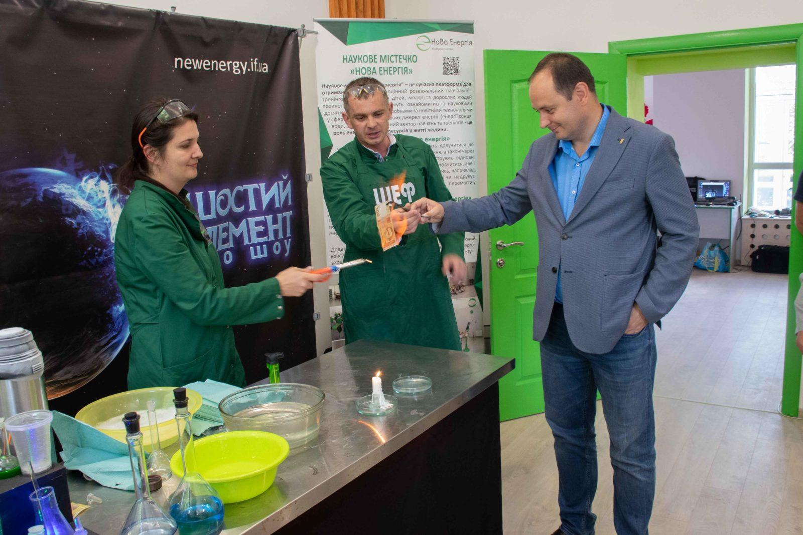 """У Франківську на місці колишньої """"Молочної кухні"""" відкрили Центр освітніх інновацій 22"""