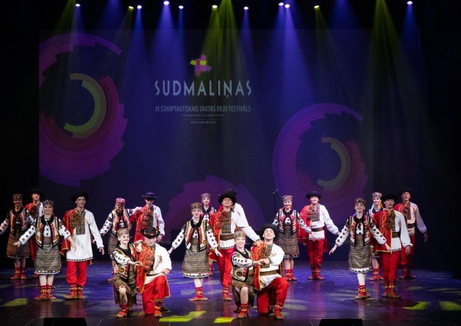 Ансамбль з Прикарпаття став призером Міжнародного фестивалю народного танцю 2