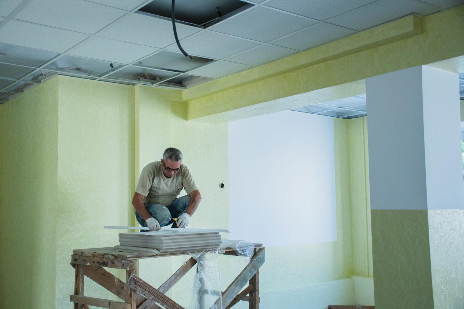 У дитячій лікарні Франківська завершують ремонт інфекційного відділення 8