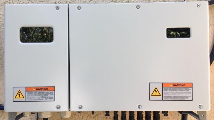 Сонячна електростанція для дому потужністю 30 кВт встановлена в Ямниці 4