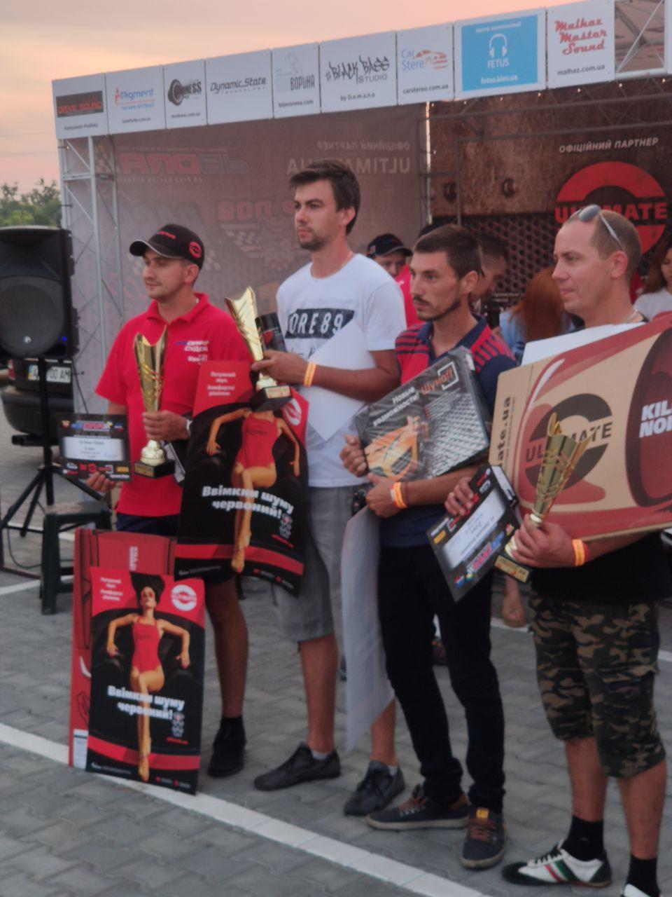 Франківець переміг на міжнародних змаганнях з автозвуку 2