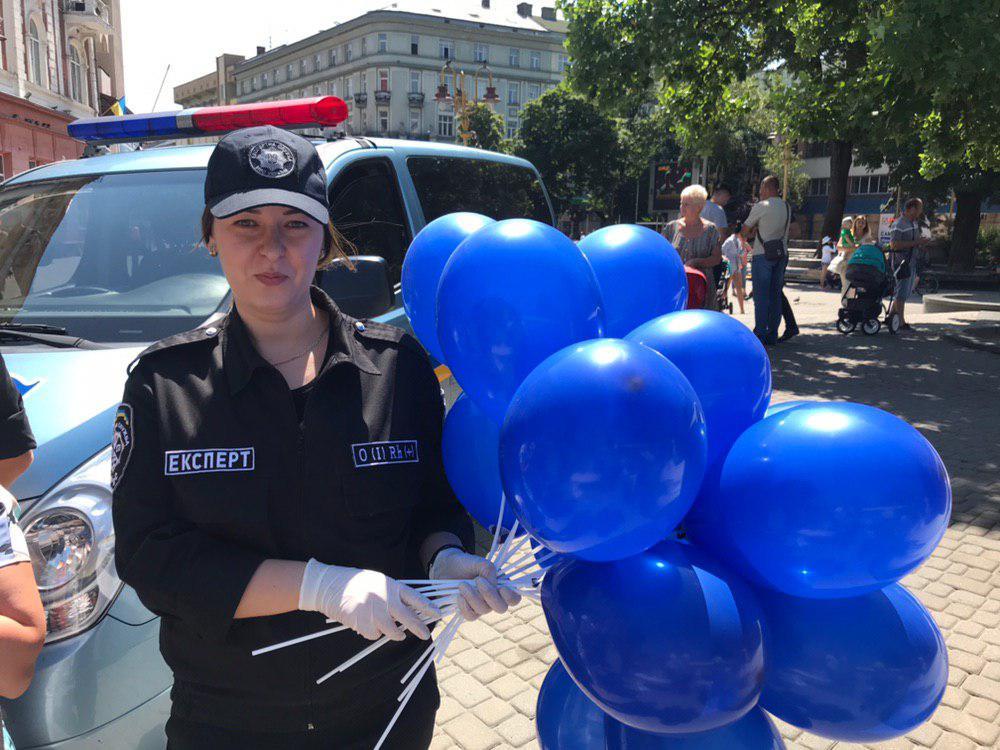 У Франківську святкують День Національної поліції 6
