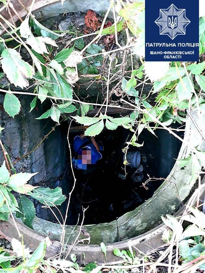 На Хоткевича підліток впав у відкритий люк 1