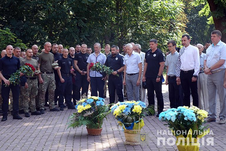 У Франківську вшанували загиблих захисників України 2