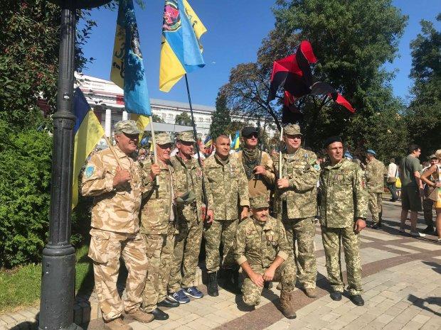 Києвом пройшов Марш захисників України - і в ньому франківці 1