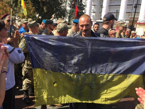 Києвом пройшов Марш захисників України - і в ньому франківці 14