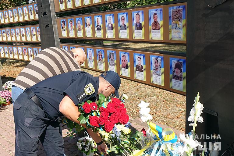 У Франківську вшанували загиблих захисників України 1