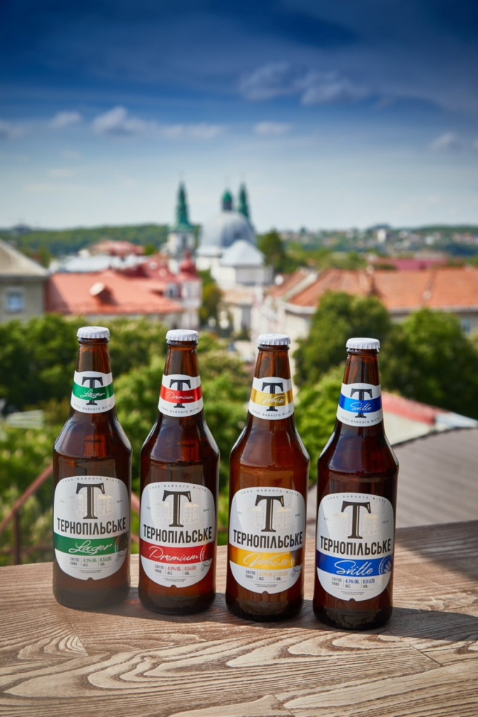 «Тернопільське» – відчуй смак файного міста 2