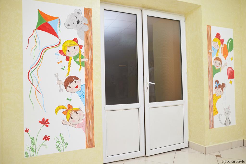У Франківську відкрили оновлене інфекційне відділення дитячої лікарні 2