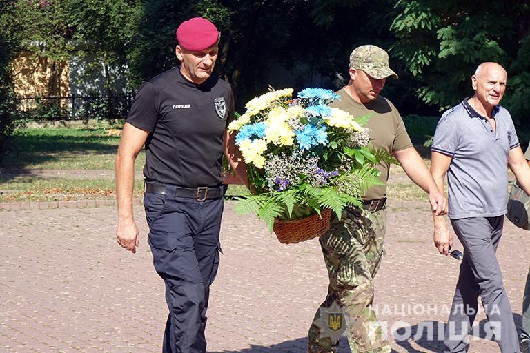 У Франківську вшанували загиблих захисників України 3