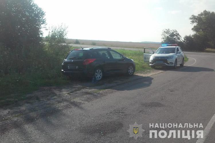 В аварії на Тернопільщині травмувалися мешканки Франківщини 1