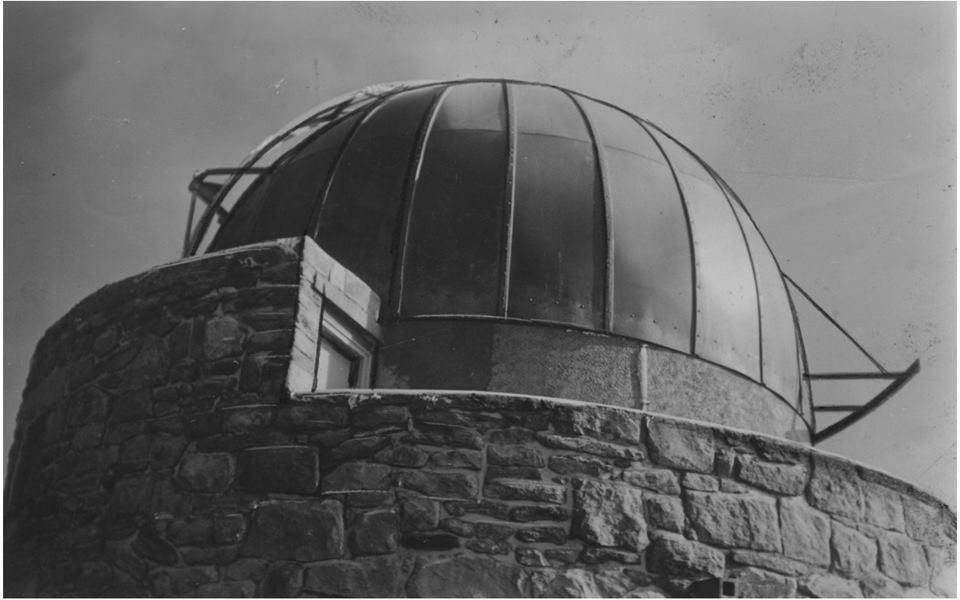 Як наука повертається на гору Піп-Іван 3