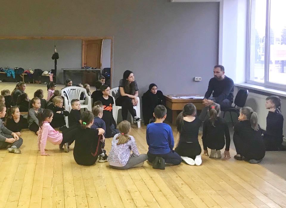 Оголошений кастинг до Дитячої театральної майстерні при Франківському драмтеатрі 3