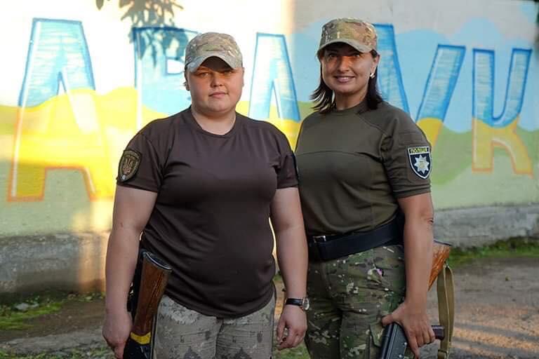 Загін прикарпатських поліцейських повернувся із зони проведення ООС 4