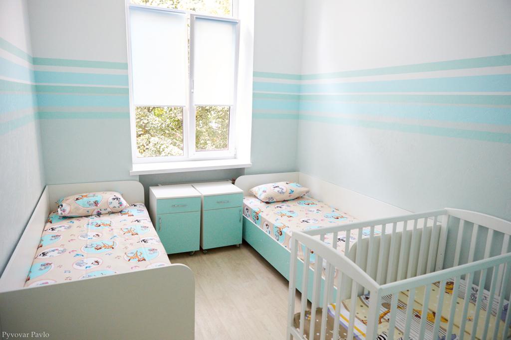У Франківську відкрили оновлене інфекційне відділення дитячої лікарні 5