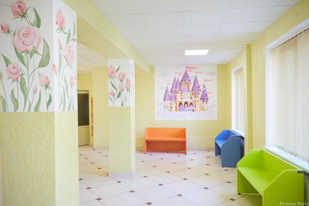 У Франківську відкрили оновлене інфекційне відділення дитячої лікарні 6