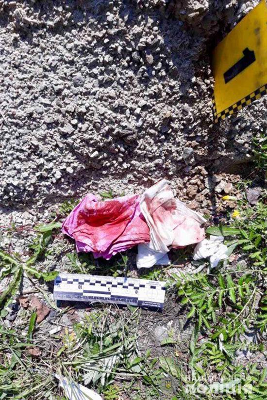 На Прикарпатті водій зачепив жінку-пішохода і втік 2