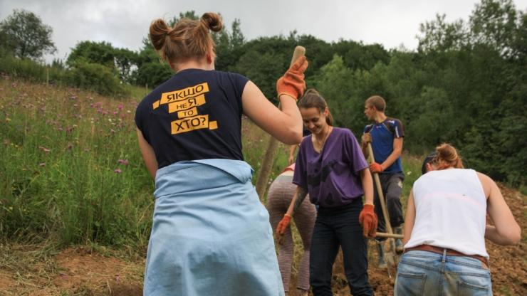 У Надвірній волонтери планують створити молодіжний центр