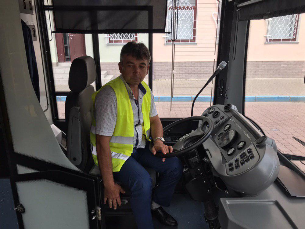 Франківцям показали білоруський тролейбус – таких у місті буде 29 1