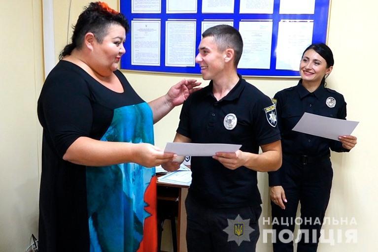 Прикарпатські поліцейські опанували мову жестів 1