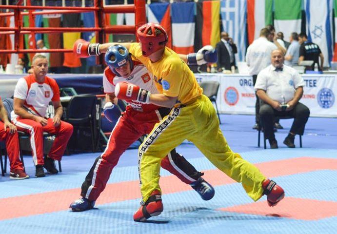 Франківські студенти здобули 7 медалей на чемпіонаті Європи з бойових мистецтв 4