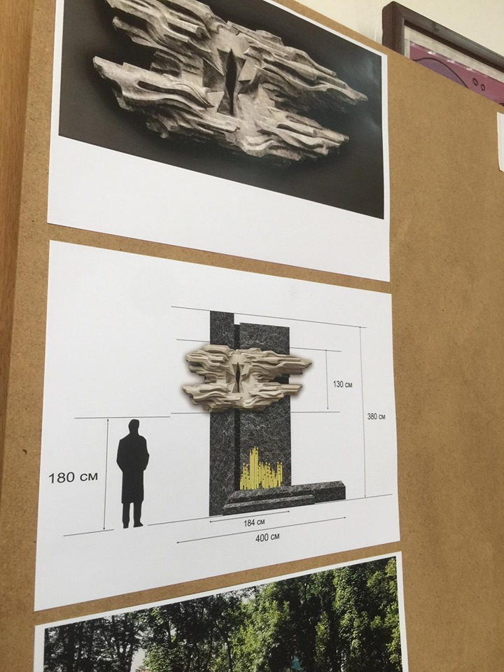 У Франківську не змогли визначитись з майбутнім пам'ятником загиблим героям АТО/ООС 10