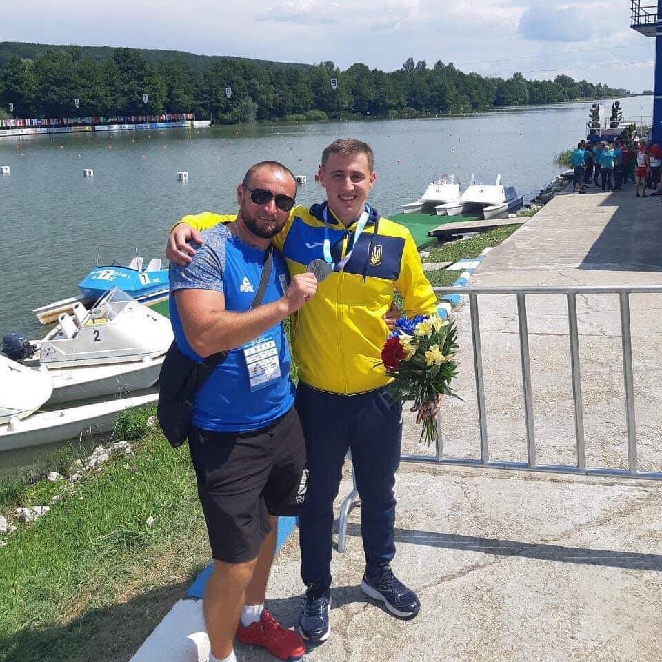 Франківець у складі команди виборов срібло на чемпіонаті світу з каное 2