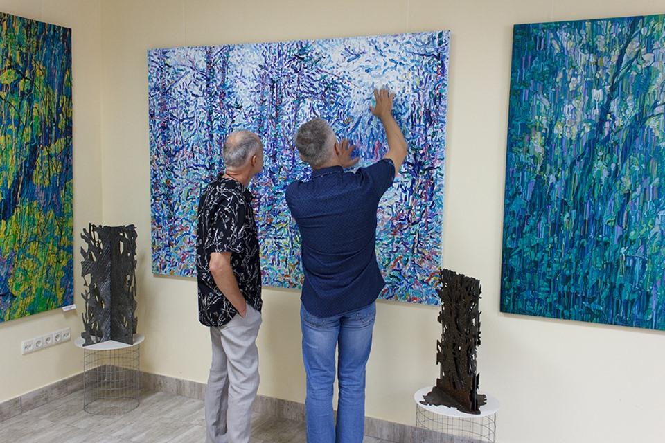 У Центрі сучасного мистецтва Франківська відкрили атмосферний артпроєкт Сергія Кірілова 2