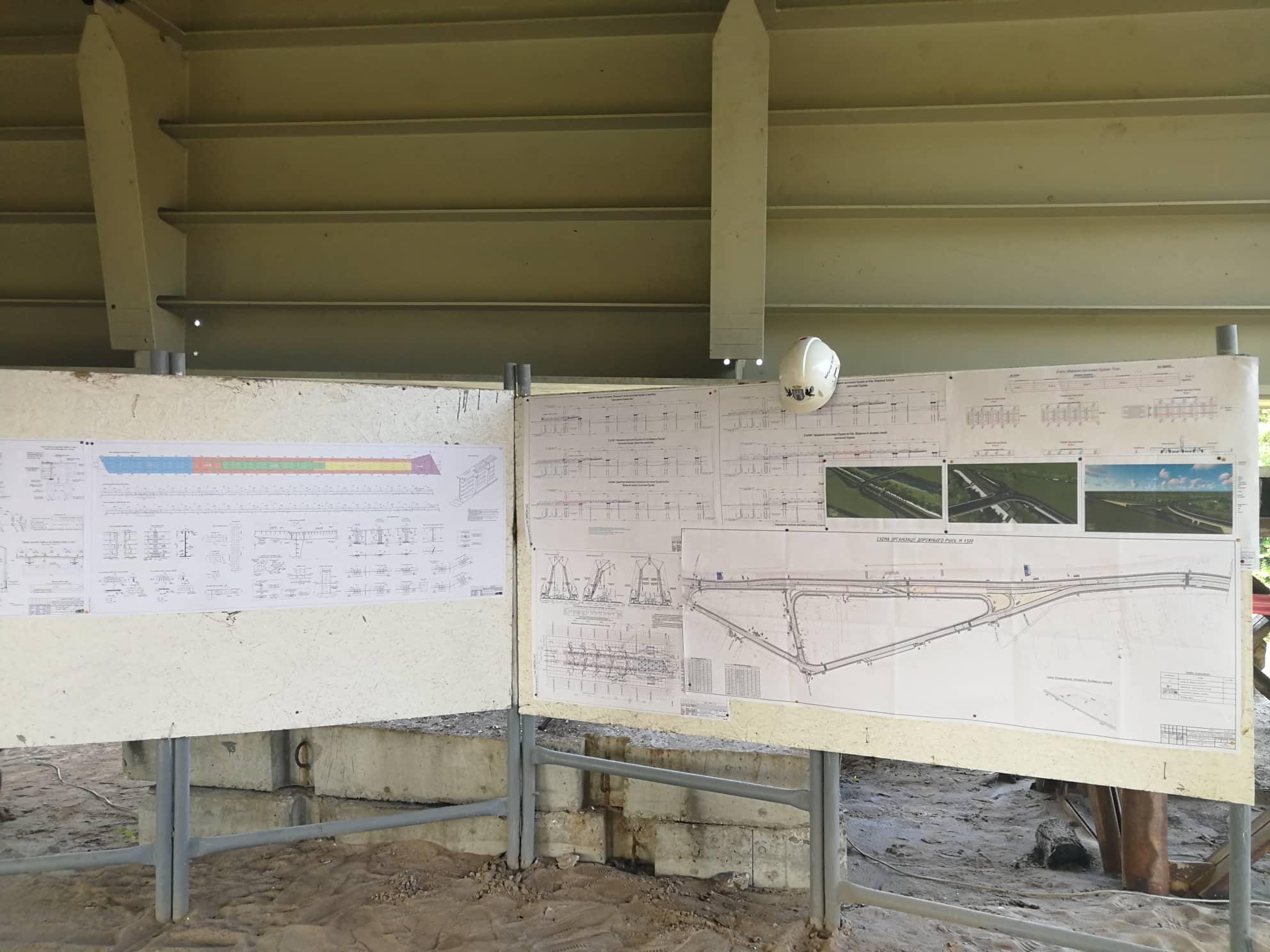 День відкритих дверей: Марцінків показав, як будується новий міст на Пасічну 1