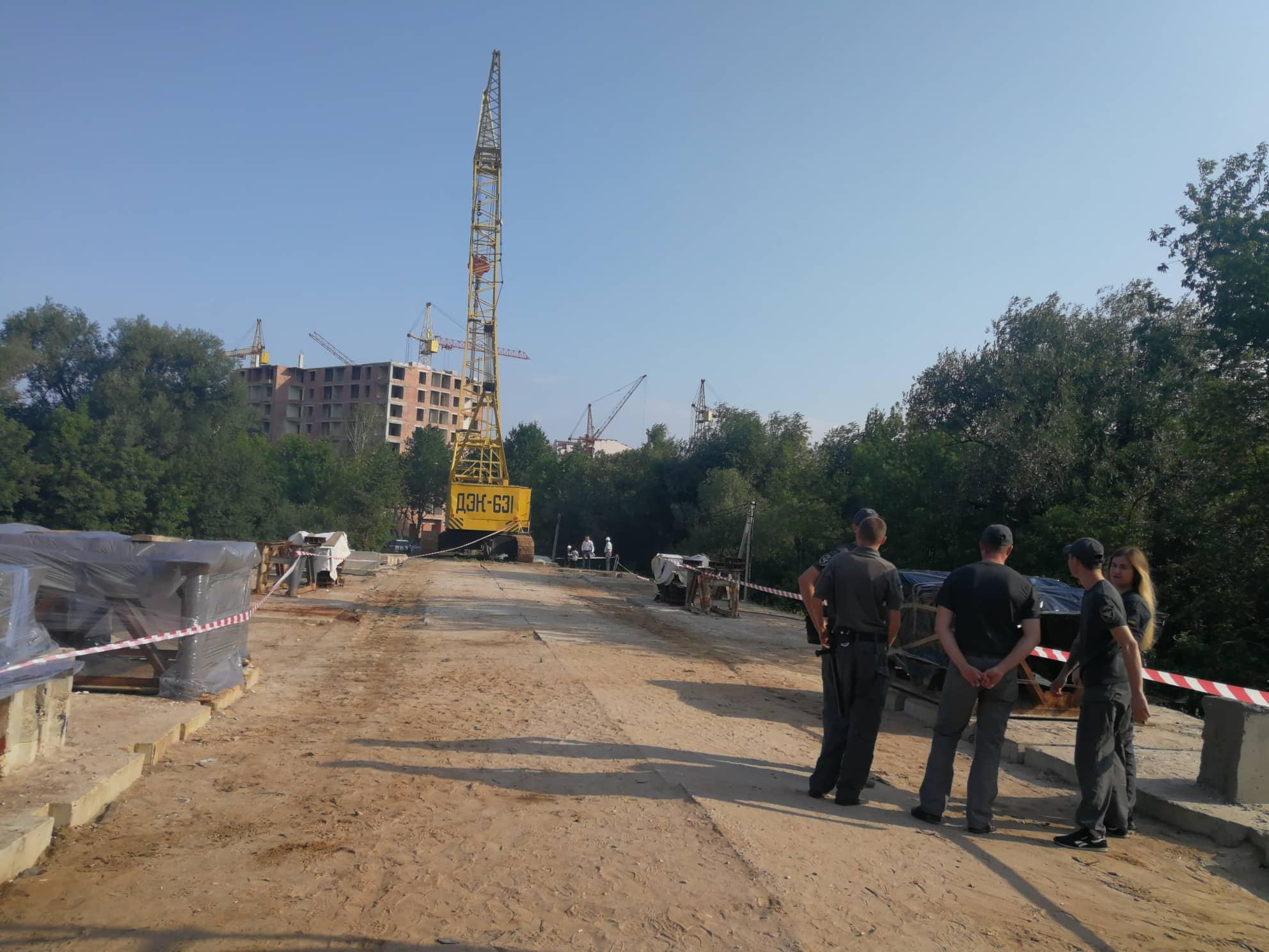 День відкритих дверей: Марцінків показав, як будується новий міст на Пасічну 2