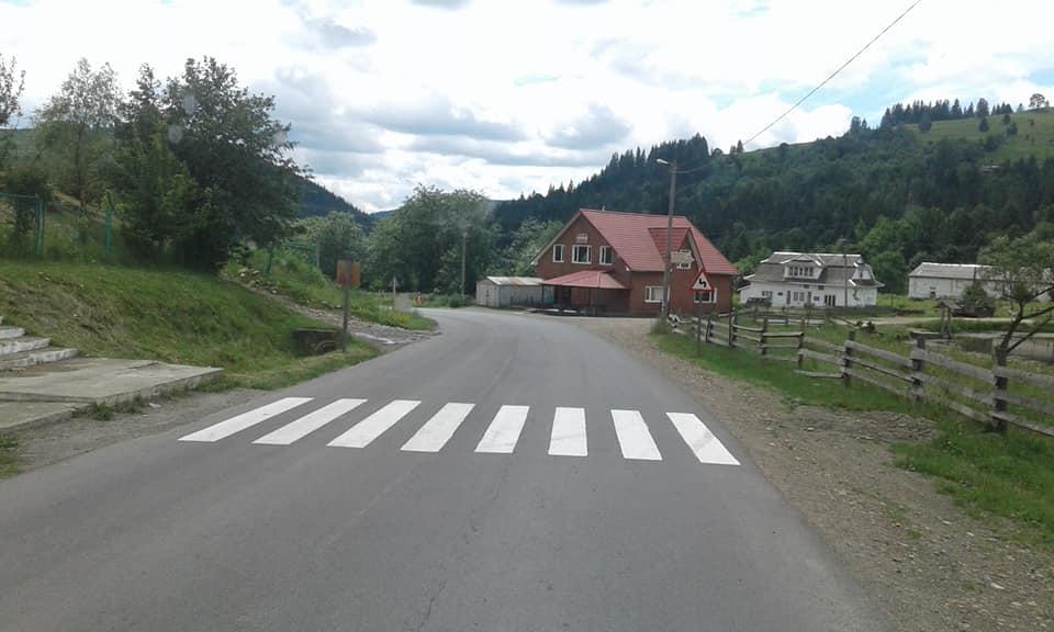 САД показала, як відремонтувала гірські автотраси на Франківщині 8