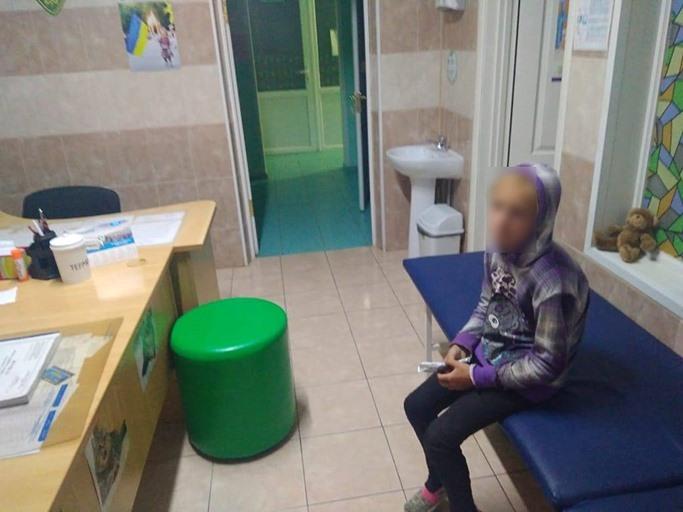 10-річна дівчинка вночі у Коломиї спала на лавці – батьків не було півтори доби 2