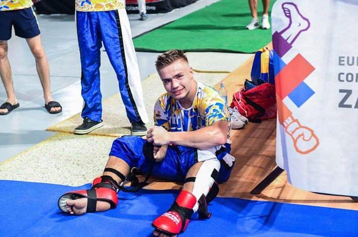 Франківські студенти здобули 7 медалей на чемпіонаті Європи з бойових мистецтв 8
