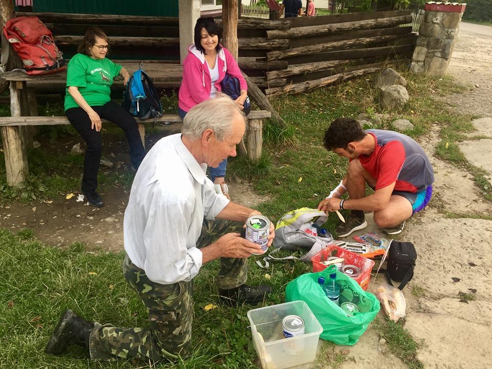 Активісти в Карпатах поновили популярні туристичні маршрути та проклали нові 2