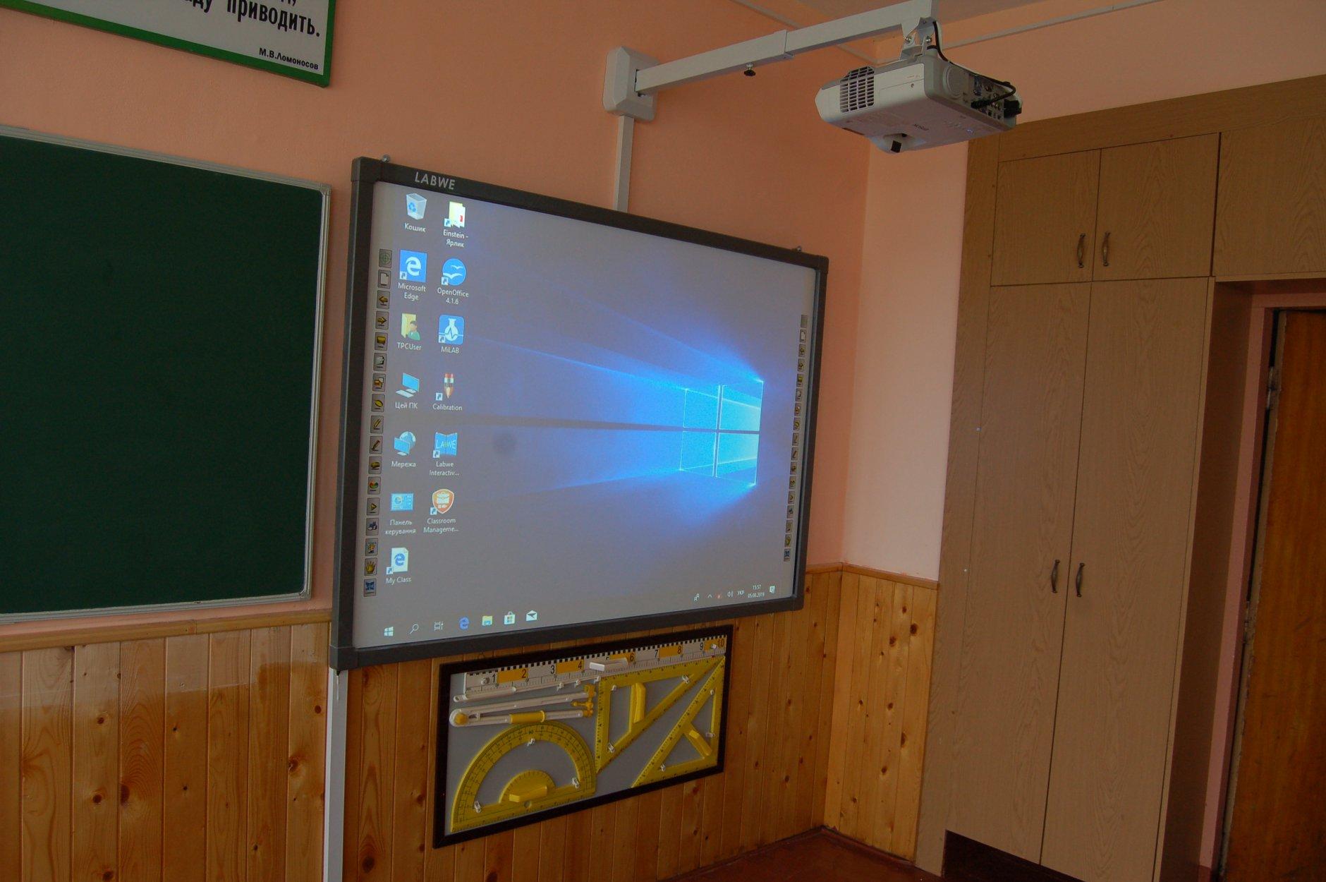 На Надвірнянщині створили першу опорну школу 4