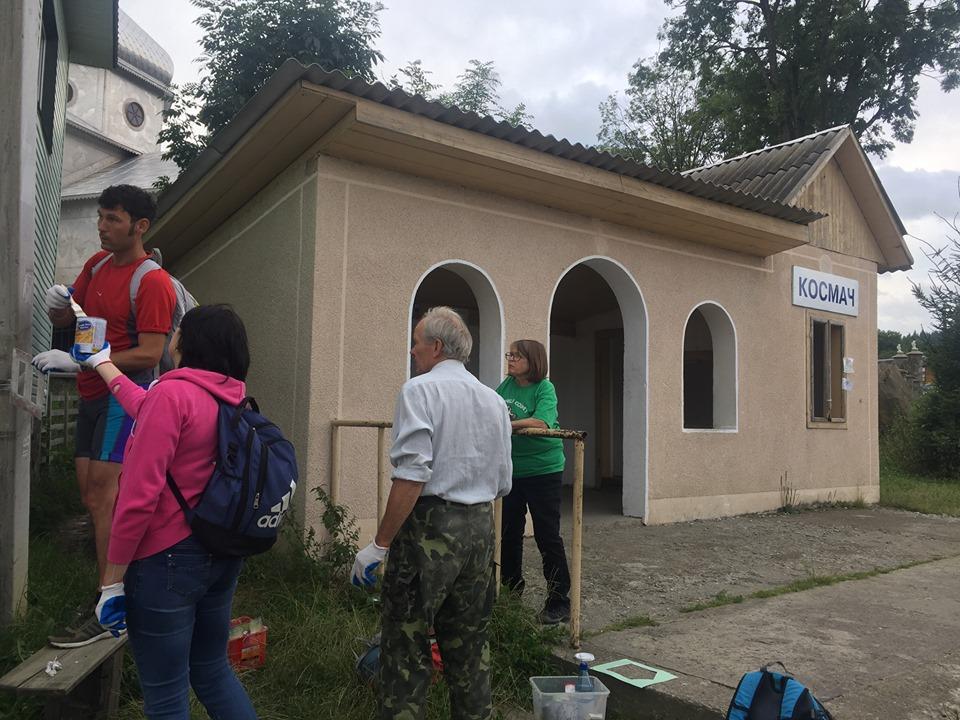 Активісти в Карпатах поновили популярні туристичні маршрути та проклали нові 3