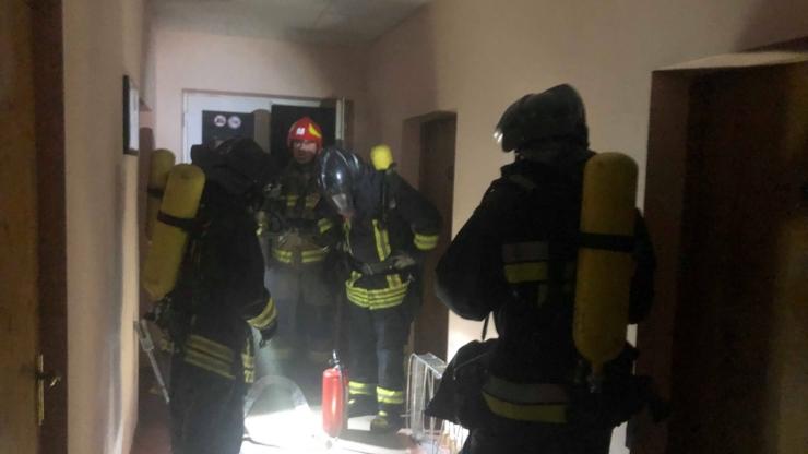 В обласному онкодиспансері евакуювали 16 пацієнтів через загрозу пожежі 1