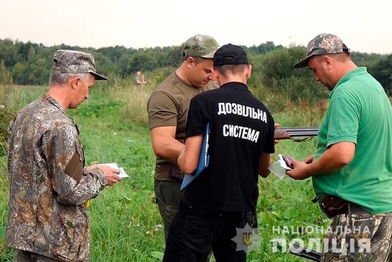 На Івано-Франківщині розпочався щорічний сезон полювання на  пернату дичину 8