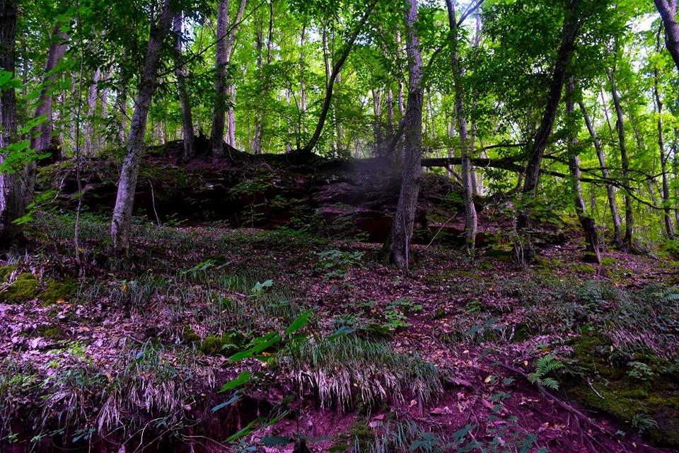 До Чернелицького замку: у Дністровському каньйоні прокладають новий маршрут 4