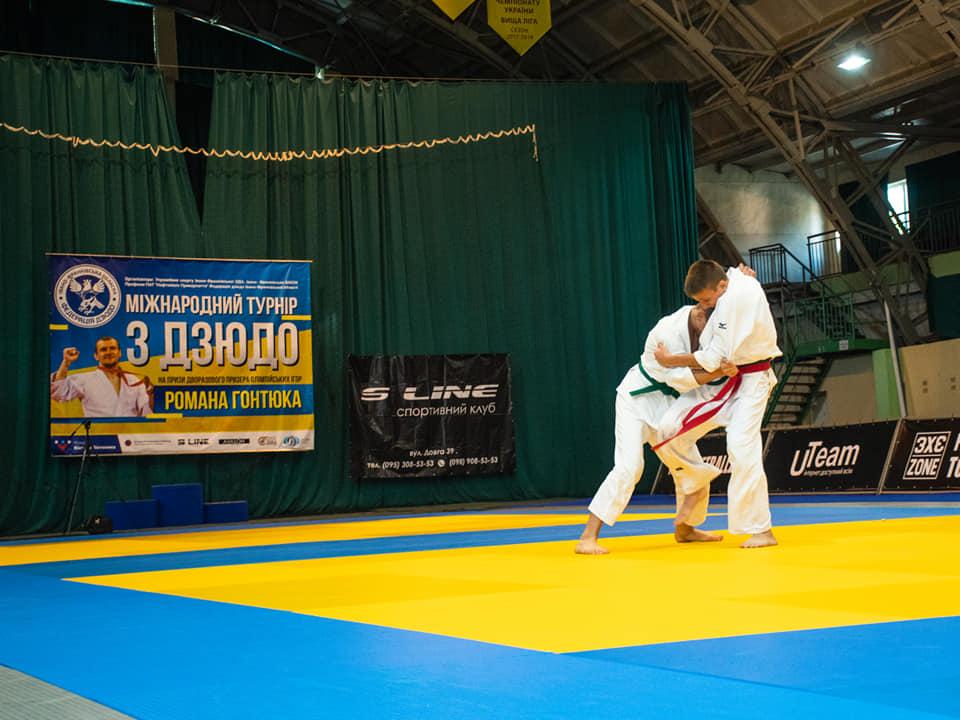 У Франківську проходить Міжнародний турнір з дзюдо для учасників до 14 років 4