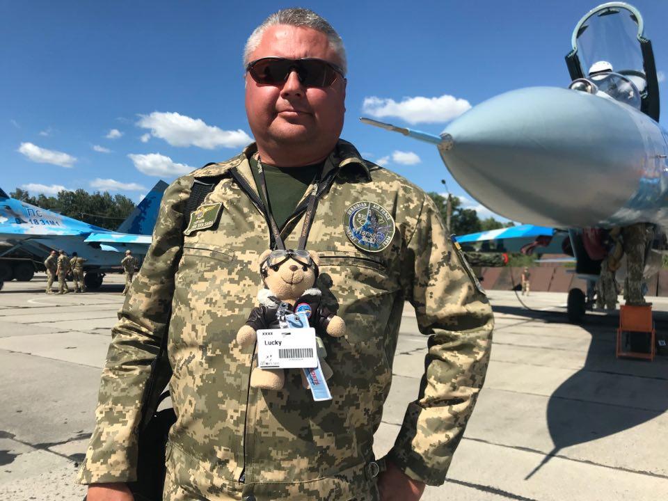 У Франківськ з авіашоу в Польщі повернулися українські пілоти 1