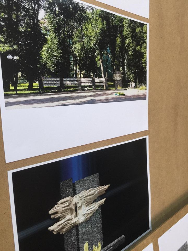 У Франківську не змогли визначитись з майбутнім пам'ятником загиблим героям АТО/ООС 18