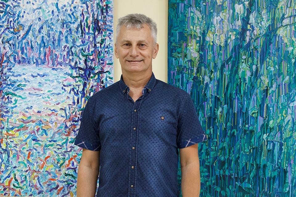 У Центрі сучасного мистецтва Франківська відкрили атмосферний артпроєкт Сергія Кірілова 5