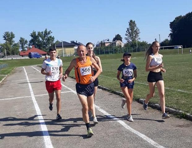 """Прикарпатці змагались у марафоні """"Кушнірські перегони"""" 1"""