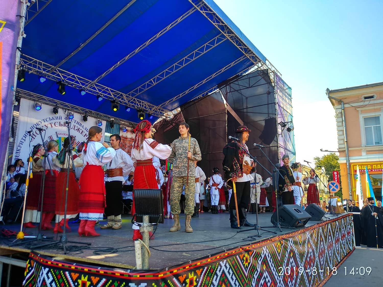 """Коломия передає Тлумачу естафету фестивалю """"Покутські джерела"""" 2"""