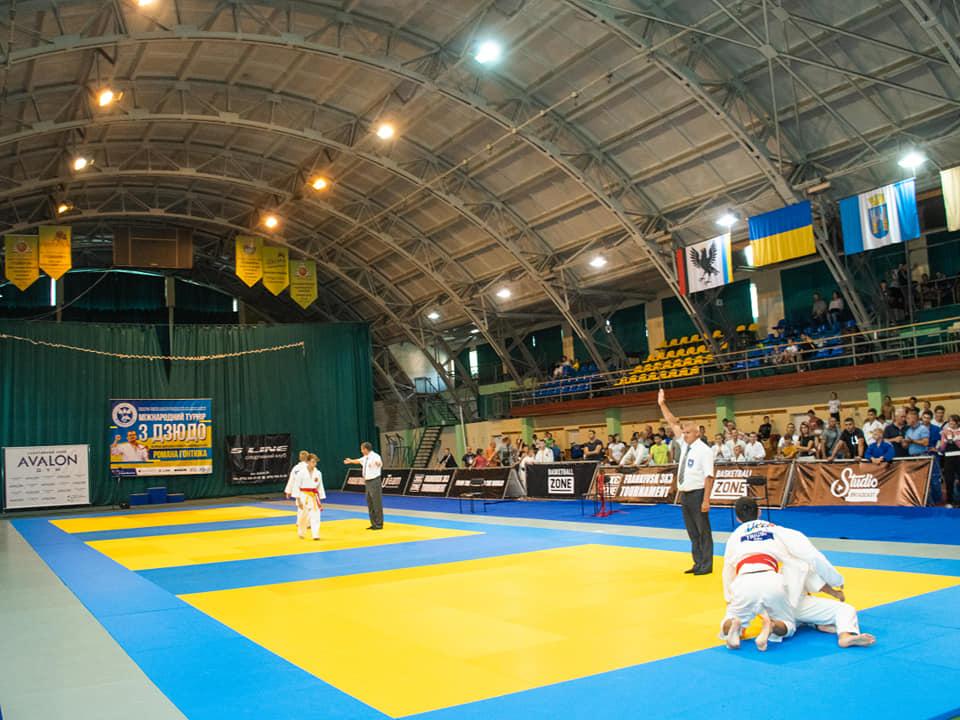 У Франківську проходить Міжнародний турнір з дзюдо для учасників до 14 років 6