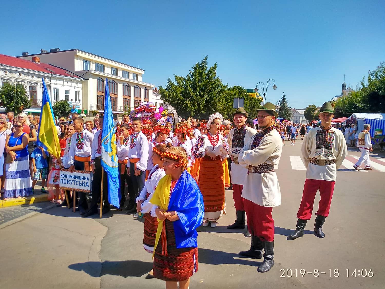 """Коломия передає Тлумачу естафету фестивалю """"Покутські джерела"""" 4"""