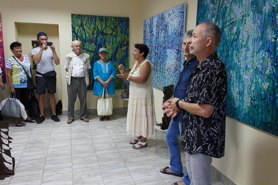 У Центрі сучасного мистецтва Франківська відкрили атмосферний артпроєкт Сергія Кірілова 6